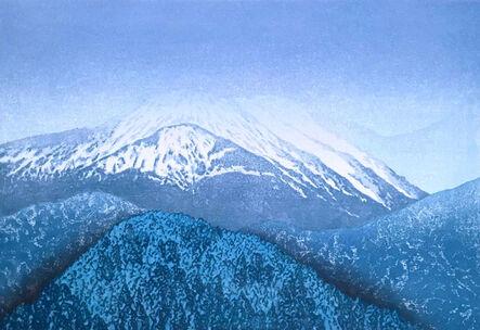 Keiji Shinohara, 'Blue', 2014