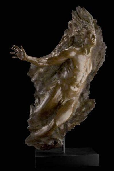 Frederick Hart, 'Ex Nihilo, Figure No. 5, Full Scale', 2006