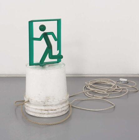 Hany Armanious, 'Running Man', 2009