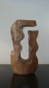 Alexandre Noll, 'Sculpture forme libre', ca. 1950