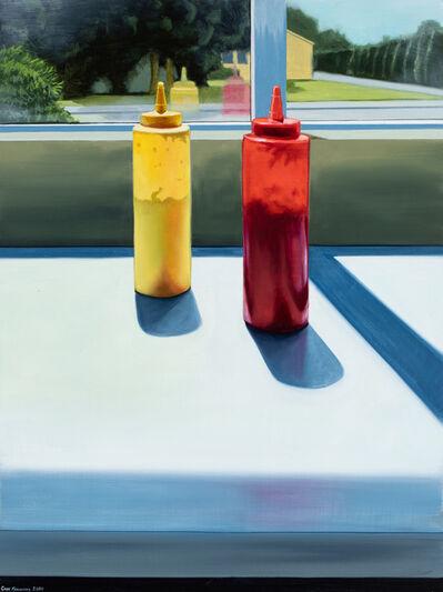 Gabe Fernandez, 'Mustard / Ketchup', 2020