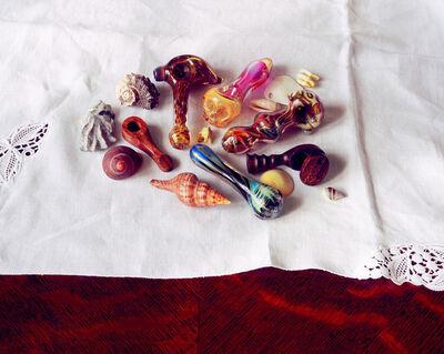 Melanie Schiff, 'Bowls and Shells', 2004