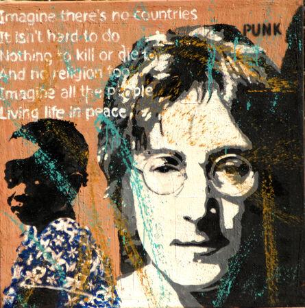 Sebastia Farre, 'Lennon, imagine', 2020