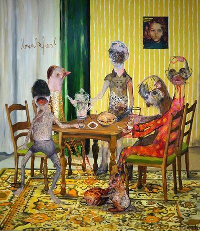 Juliane Hundertmark, 'Breakfast No.7', 2016