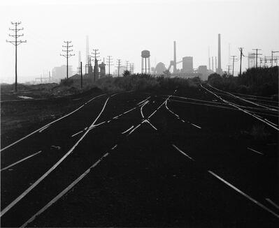 George Tice, 'Industrial Landscape, Kearny, NJ', 1973