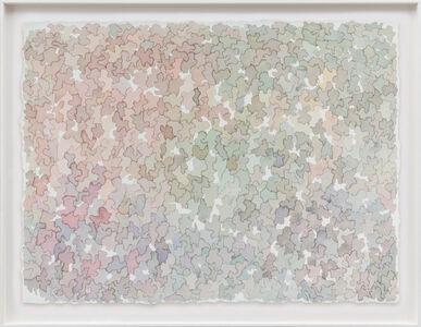 Zhang Xuerui 张雪瑞, 'Scattered Moss No. 9', 2020