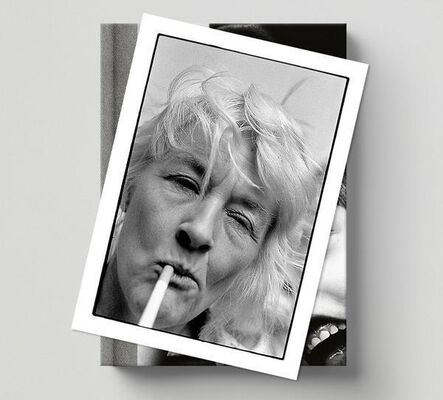 Paul Trevor, 'Limited Edition Print 'B' + Book – In Your Face', 2020