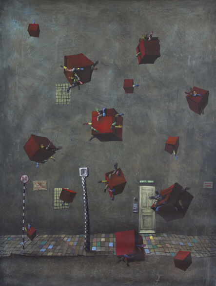 Michael Musyoka, 'Time and Other Constructs', 2018