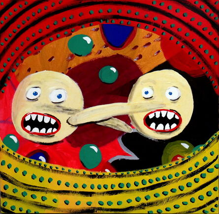 Elad Rosen, 'Terrified Candy', 2015