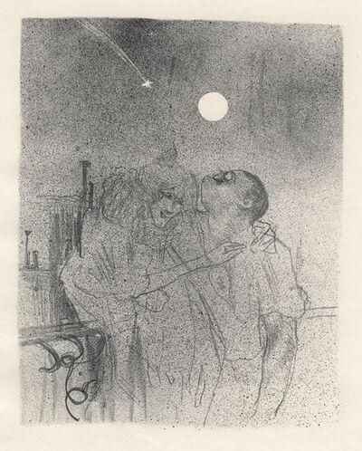 Henri de Toulouse-Lautrec, 'Etoiles filantes', 1895