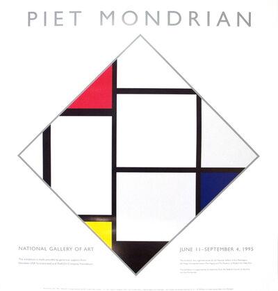 Piet Mondrian, 'National Gallery', 1995