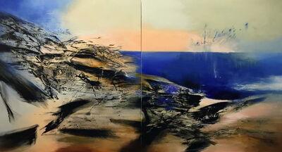 Yang Chihung 楊識宏, 'Symphonia - La Mer 交響詩-海 ', 2015