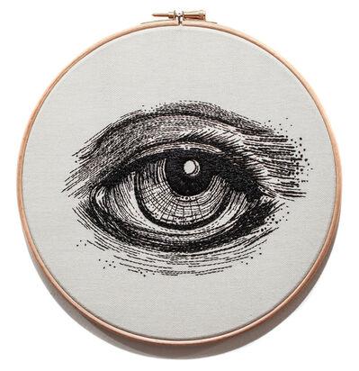 Sam Gibson, 'Lovers Eye II', 2017