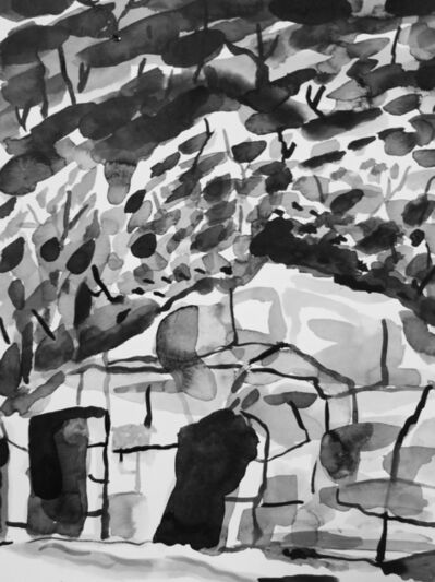 Carl Baratta, 'Old Zoo Caves', 2019