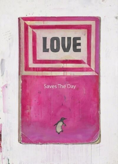 Harland Miller, 'Love Saves the Day', 2014