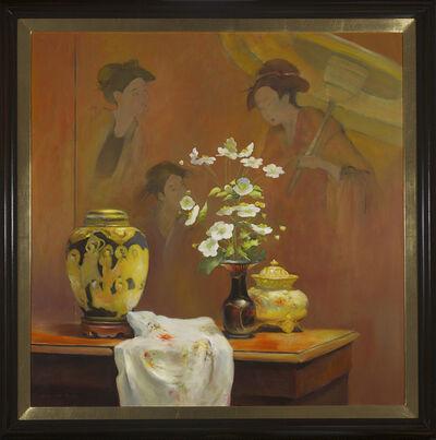 Jacqueline Fowler, 'Windflowers'