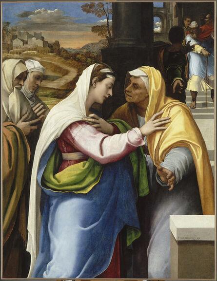 Sebastiano del Piombo, 'The Visitation', 1518-1519