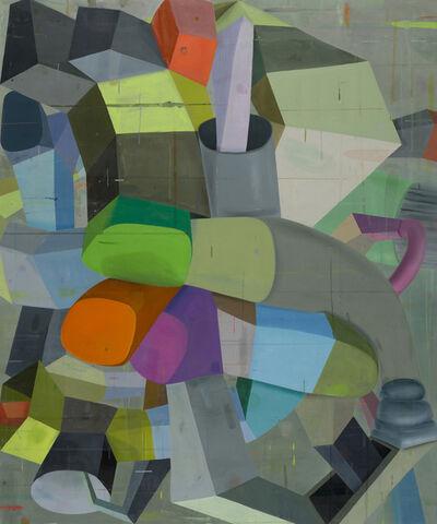 Deborah Zlotsky, 'Pittsburgh left', 2014