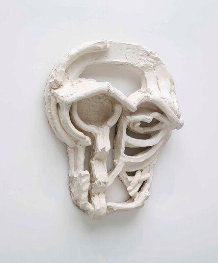 Thomas Houseago, 'Roman Masks III', 2013