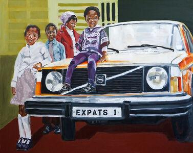 Wangari Mathenge, 'The Expats', 2019