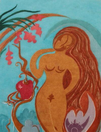 Cecilia Rossey, 'Eve in Her Garden', 2019
