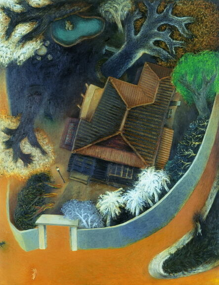 Su Wong-shen 蘇旺伸, 'Official Residence IV', 1993