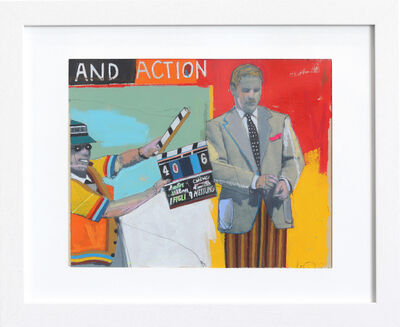 Fabio Coruzzi, 'And Action #5', 2019