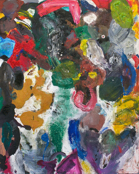 Jim Dine, 'Shadows/Introduce Tools to Each Other', 2014
