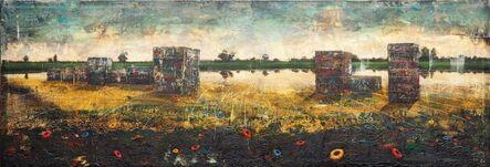 Jernej Forbici, 'Piles of garbage', 2020