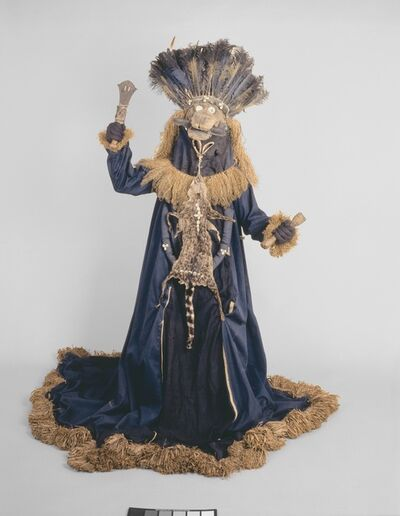 Unknown Artist, 'Basinjom Mask and Gown'