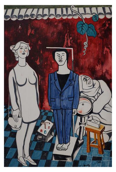 Wang Jinsong, 'Body Weight', 1988-2014