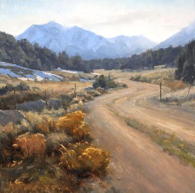Dave Santillanes, 'Road to the Sun', 2016
