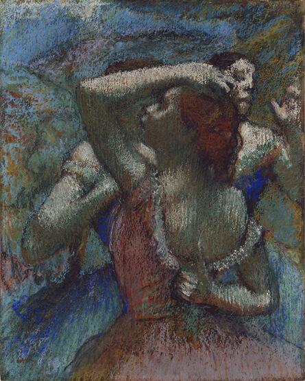 Edgar Degas, 'Dancers', ca. 1899