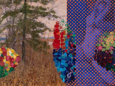Shimon Okshteyn, 'Hamptons Landscape', 2018