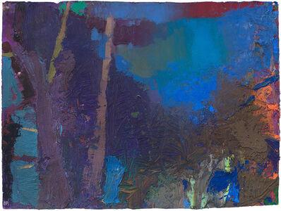 Brian Rutenberg, 'Looming Pine 9', 2020