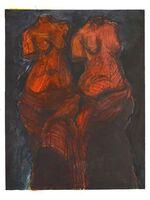 Jim Dine, 'Red Light', 2010