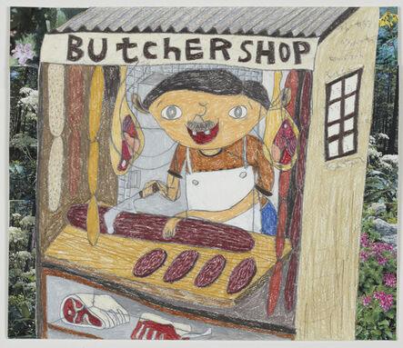 Shintaro Miyake, 'Butcher shop', 2013