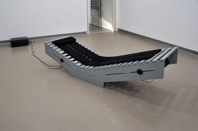 Bernhard Leitner, 'SOUND CHAIR (TON-LIEGE, TonRaumSkulptur)'