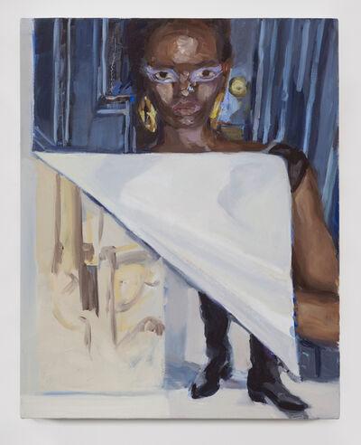 Janet Werner, 'Scry', 2021