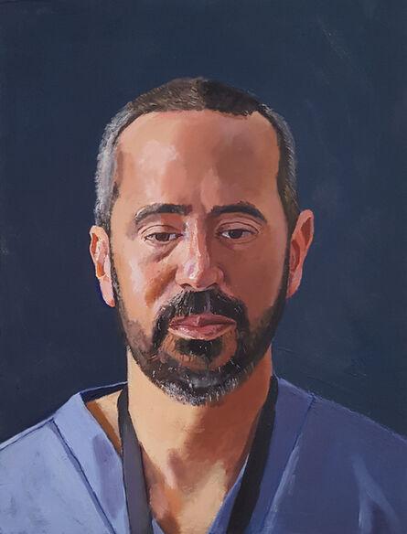Dan McCleary, 'Dr. Martinez', 2018