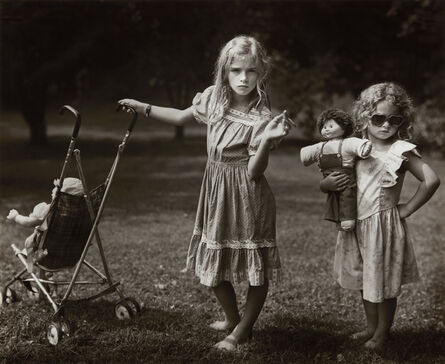 Sally Mann, 'The New Mothers', 1989