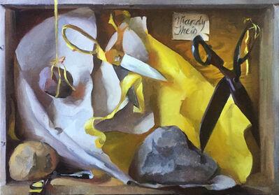 Mandy Theis, 'Rock Paper Scissors', 2017