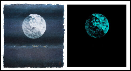 Sarah Brayer, 'Sea Moon', 2018