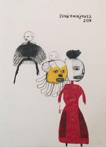 Benjamin Jones, 'Walking Figures', 2004