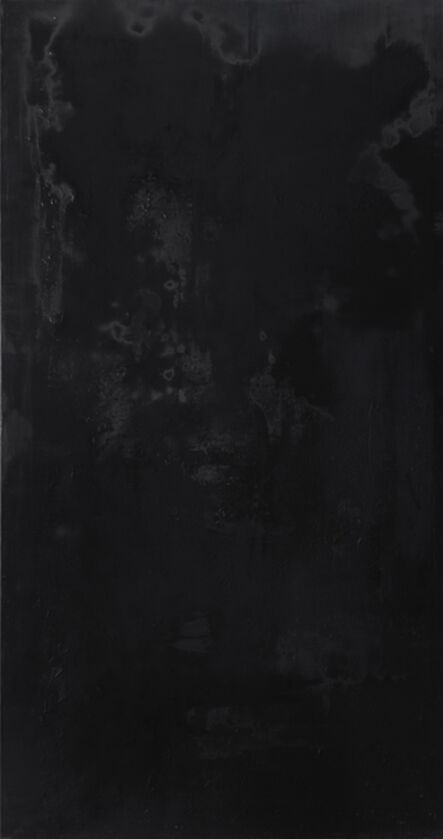 Vika Shumskaya, 'Total Darkness #3', 2015