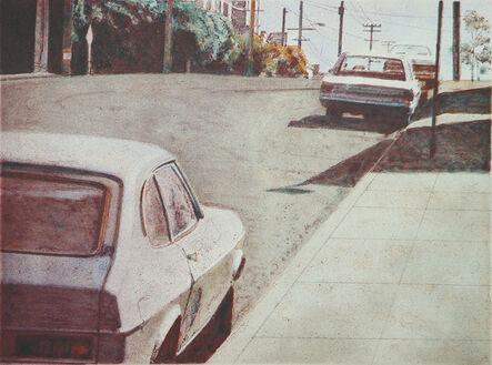 Robert Bechtle, '20th Street Capri', 2002