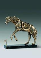 Salvador Dalí, 'Horse Saddled With Time', 1980