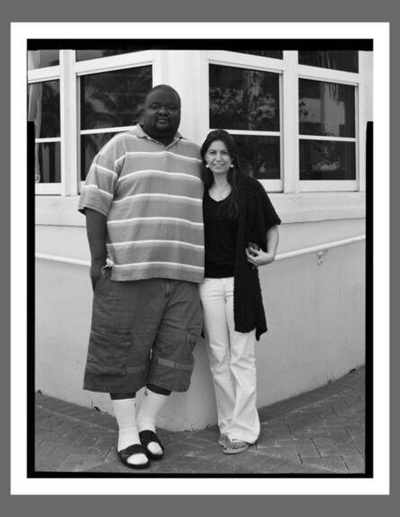 Robert Kalman, 'Julie & Steve, Ft. Lauderdale'