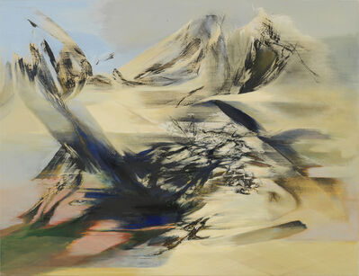 Yang Chihung 楊識宏, 'The Holy Moutain 岡仁波齊', 2014