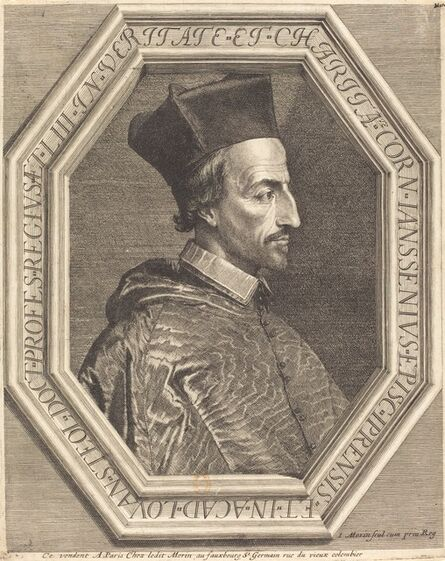 Jean Morin, 'Corneille Jansenius, Bishop of Ypres'